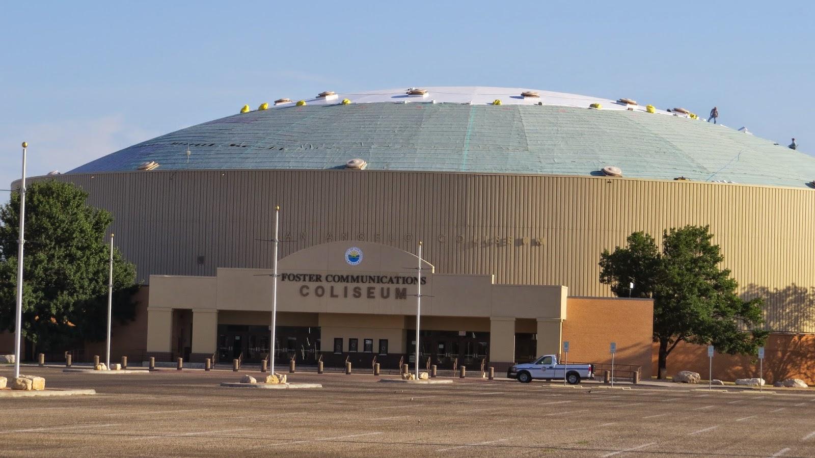 Project Profile Foster Communications Coliseum