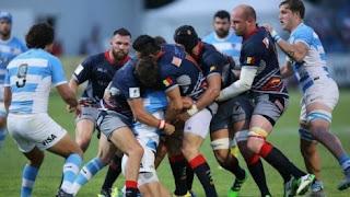 Argentina XV cayó ante Rumania