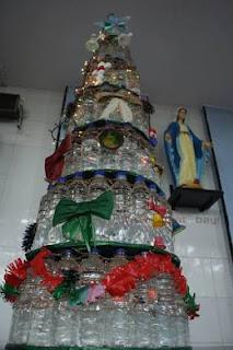 Membuat Pohon Natal Sederhana