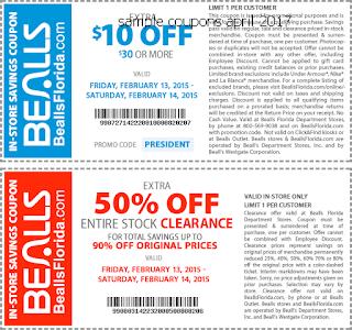 bealls tx coupon 2019