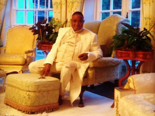 Billionaire Igbinedion speaks about his life's journey:
