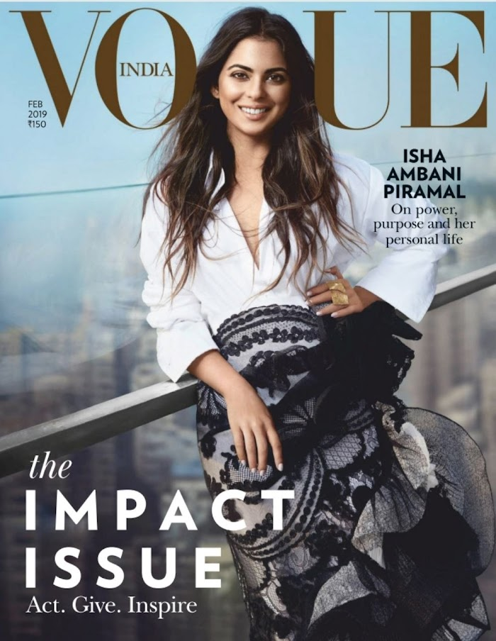 Vogue India February 2019 PDF Download