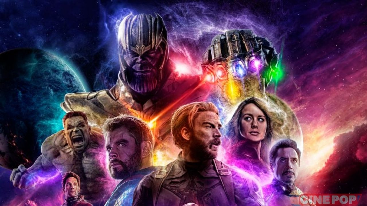 Vingadores: Ultimato – Trailer legendado, 25 de Abril nos Cinemas.