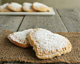 Raspberry Heart Shaped Hand Pies
