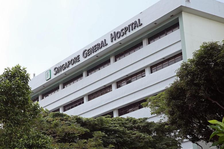 The magazine said SGH, as a tertiary referral hospital with ancillary on-campus specialist centres