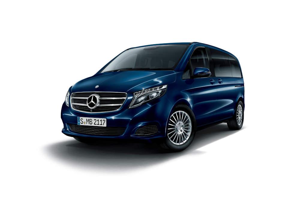 2017 Mercedes-Benz V220d - MS+ BLOG