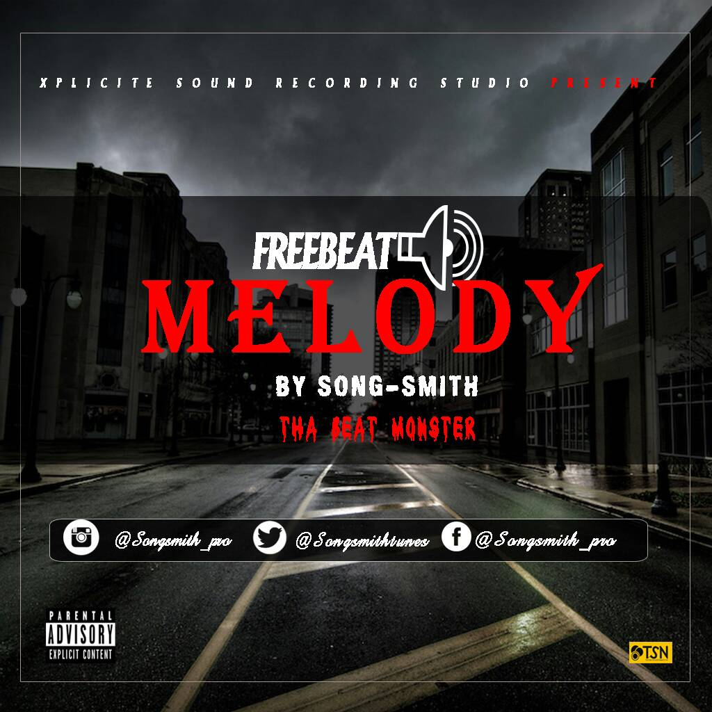 FREE BEAT: Melody Produced by SongSmith - www DreamAliveEnt