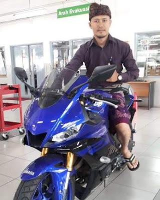 Harga Yamaha New R25 Denpasar Bali
