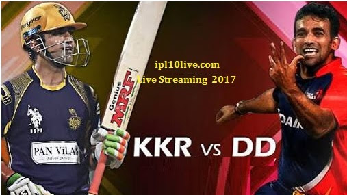 Delhi Daredevils vs Kolkata Knight Riders Prediction 2017