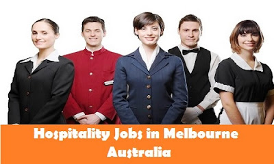 Hospitality Jobs in Melbourne