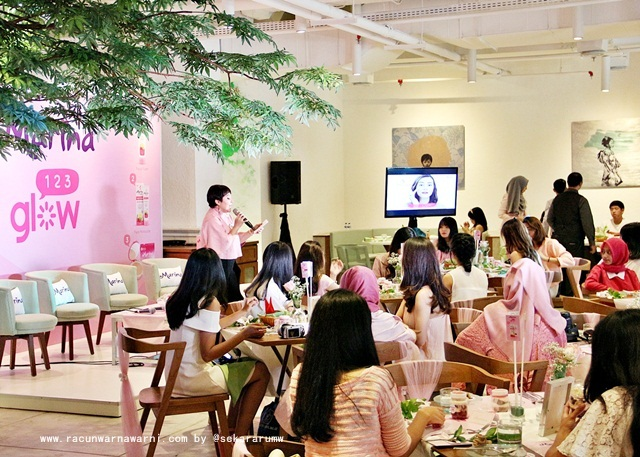 Beauty Gathering With Marina