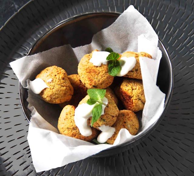 falafels , pois chiches , coriandre ,la guinguette d' Angèle , veggie