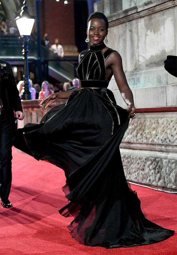 Lupita Nyongo Bafta 2018