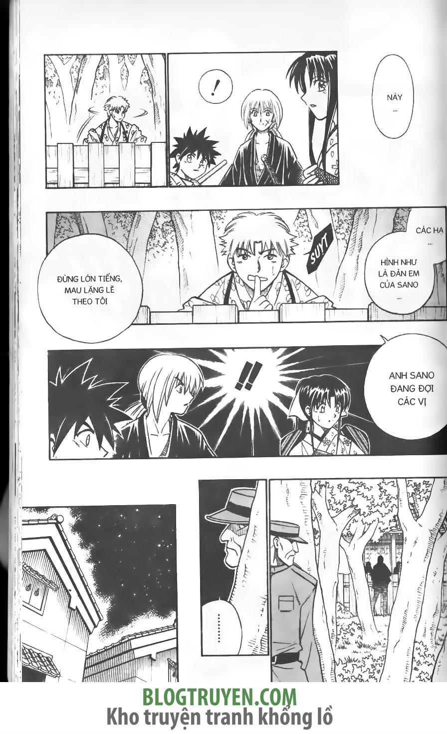 Rurouni Kenshin chap 254 trang 9