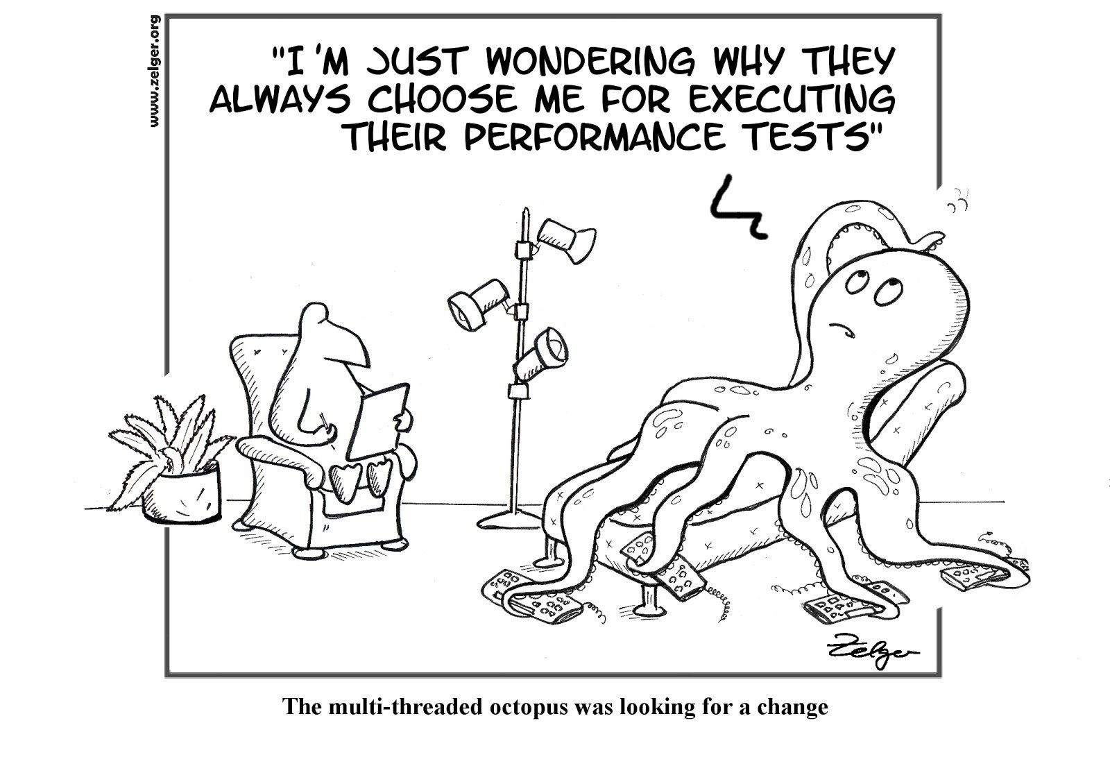 Simply the Test: Performance Testing