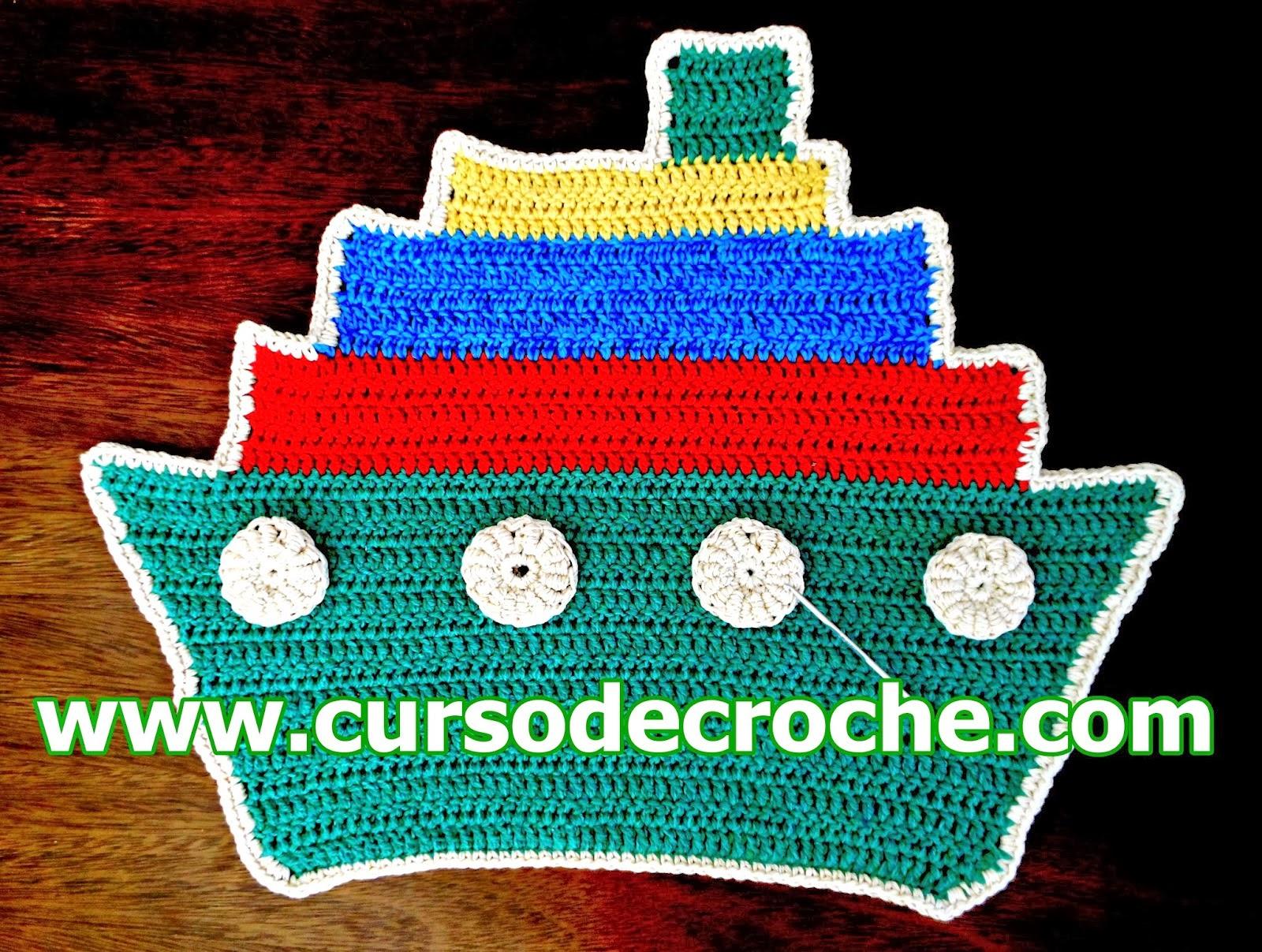 dvd video-aulas aprender croche tapetes loja curso de croche frete gratis edinir-croche