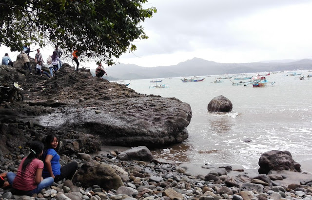 Object wisata menarik – Pantai Klatak Tulungagung