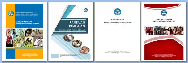 Buku Panduan Penilaian SD SMP SMA SMK Kurikulum 2013