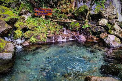 Menikmati Indahnya Tempat Wisata Sendang Geulis Kahuripan