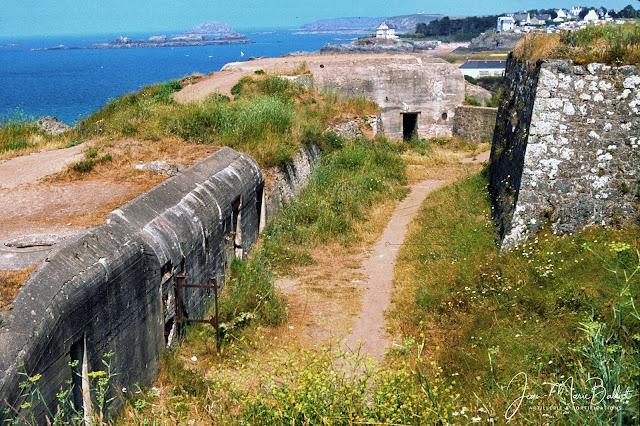 Fort d'Arboulé (la Varde). Casemate de type R622/SK