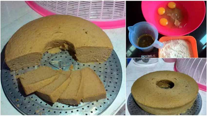 Esep Bolu Agar Agar Coklat Kenyal by Bunda Anggita Ibund Aiko
