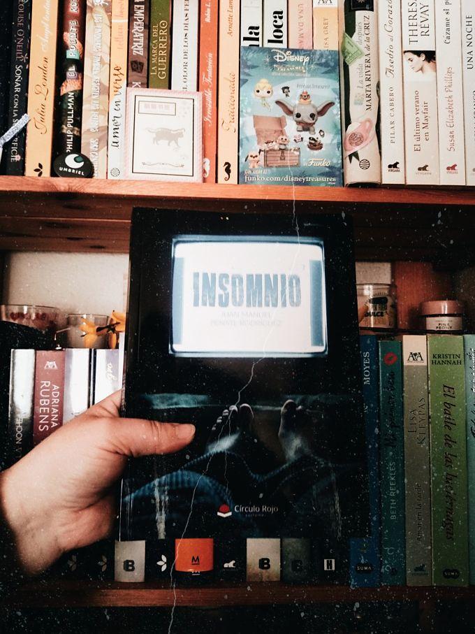 Foto del libro Insomnio del autor Juan Manuel Peñate Rodríguez