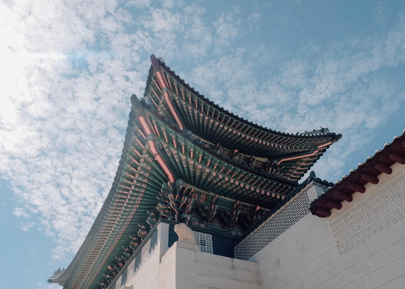 Gyeongbokgung Palace Seoul Korea Curitan Aqalili