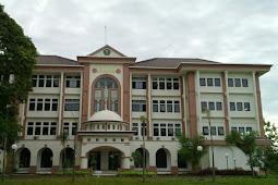 Jurusan dan Daya Tampung SPAN PTKIN Universitas Islam Negeri  Aluddin Makassar  (UIN Alauddin Makassar)