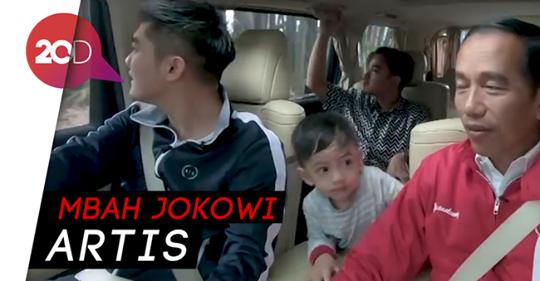 Boy William Sangat Ngakak Setelah Melihat Jawaban dari Jan Ethes Tebakan Profesi Presiden Joko Widodo