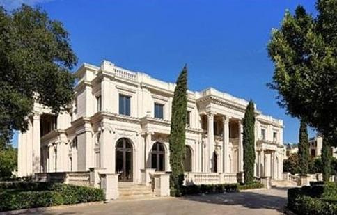 Online kansas city multi million dollar luxury homes and for Million dollar homes in la