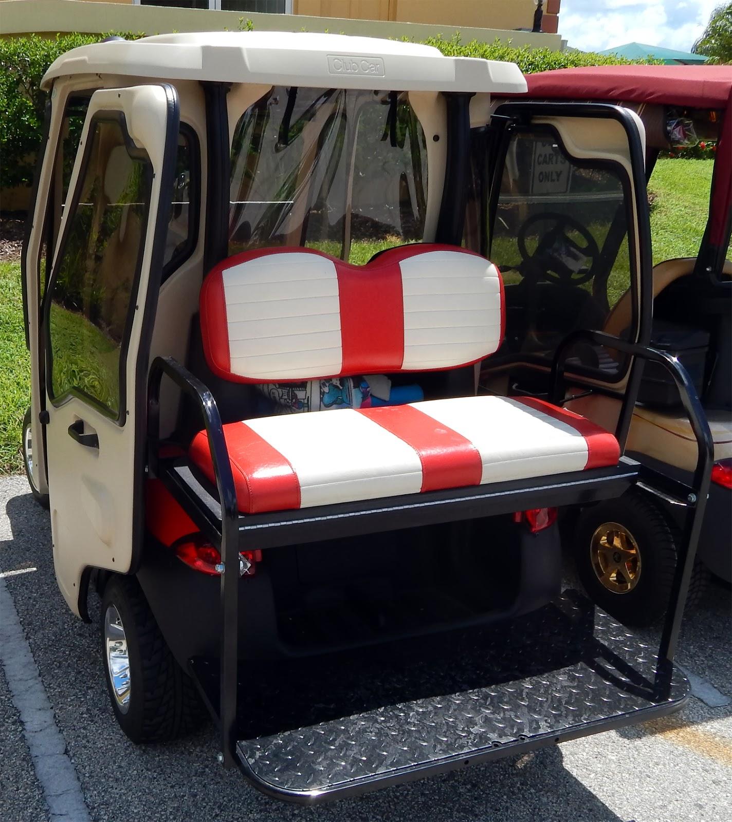 customized ford truck club car golf cart in sun city center fl. Black Bedroom Furniture Sets. Home Design Ideas