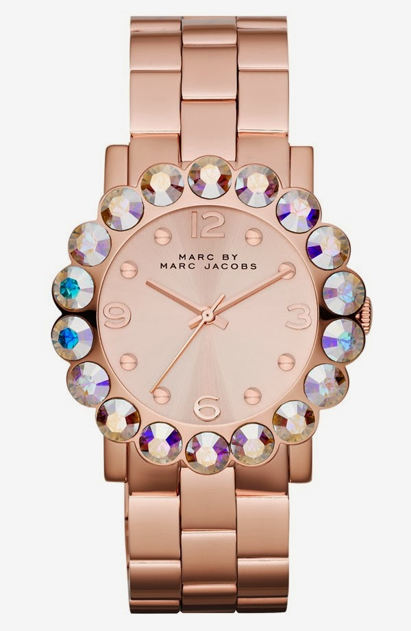 7ecdd03a76cd Boutique Malaysia: MARC BY MARC JACOBS 'Amy Scallop' Bracelet Watch ...