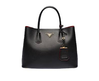 Prada Women's Top Handle Handbag
