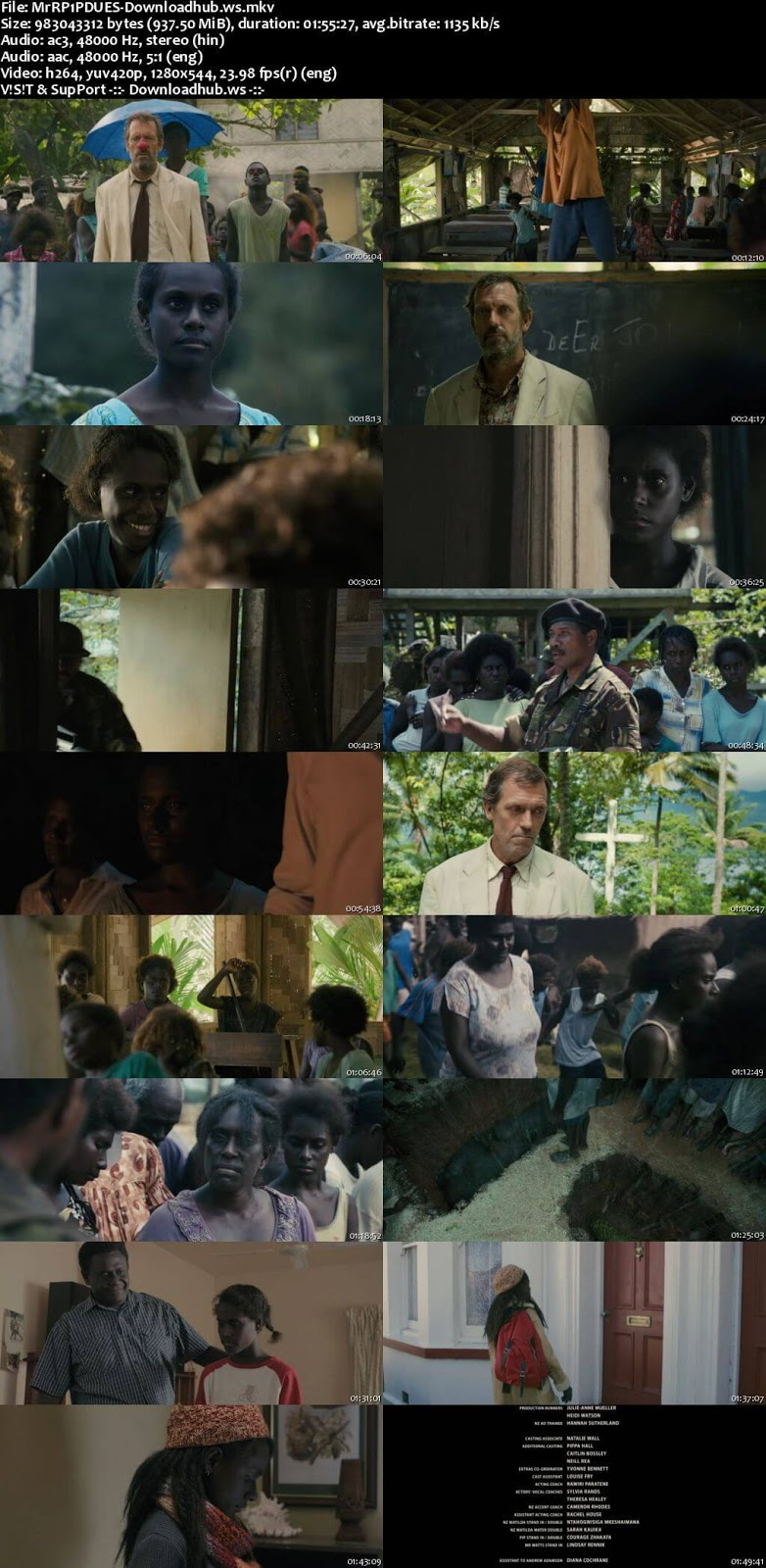 Mr. Pip 2012 Hindi Dual Audio 720p BluRay Free Download