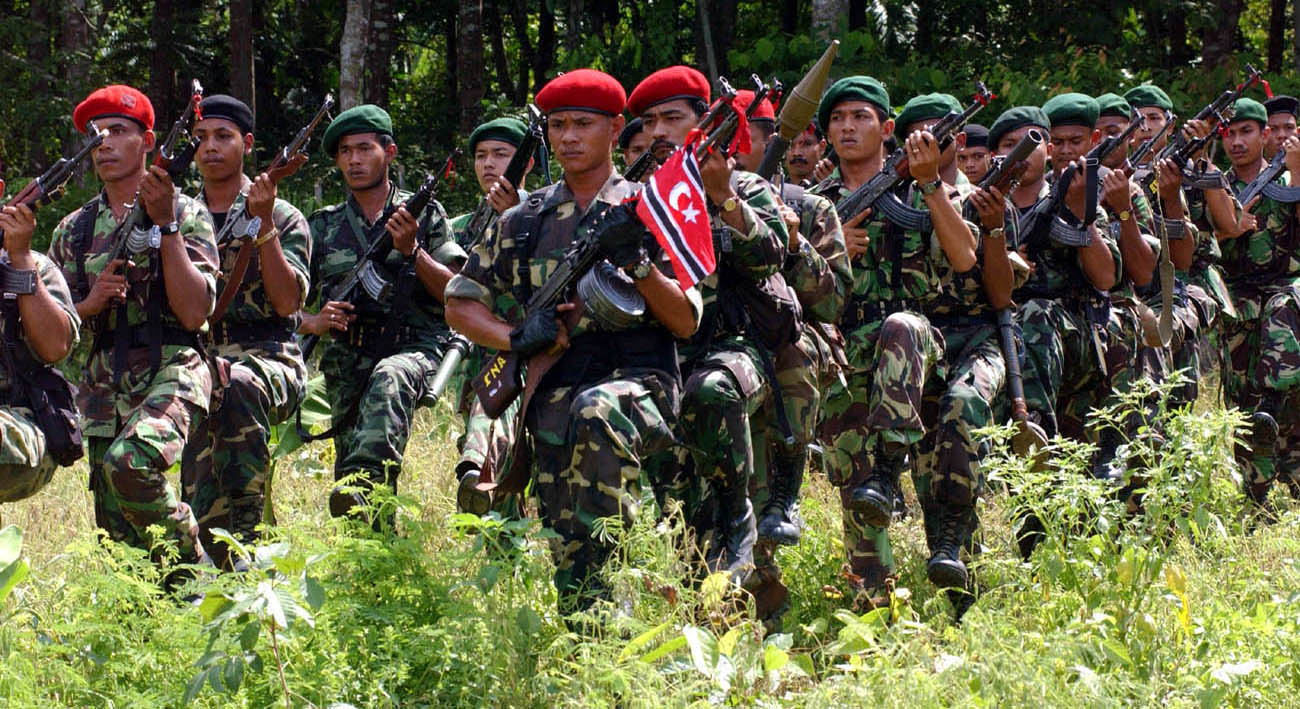 history of gam free aceh movement steemkr