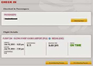 Check In Web Lion Air-Langkah 6