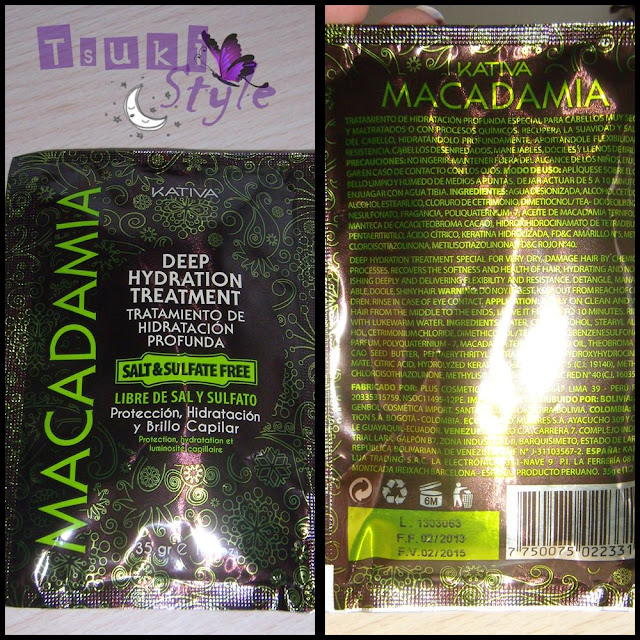 mascarilla macadamia kativa