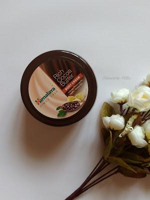 himalaya herbals cocoa butter