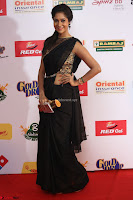 Sindhu looks fabulous in Black Saree designer choli at Mirchi Music Awards South 2017 ~  Exclusive Celebrities Galleries 023.JPG