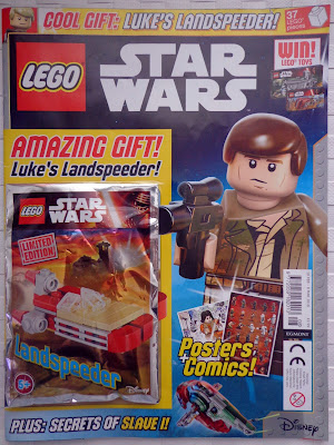 LEGO Star Wars Magazine Issue 08