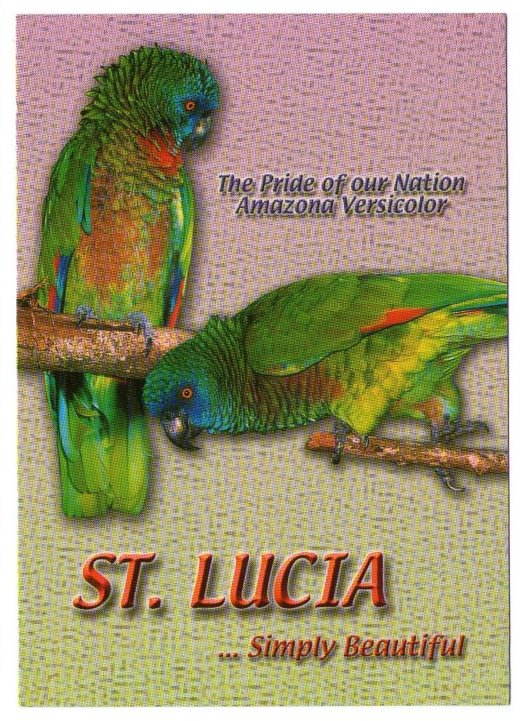 National Symbols Saint Lucia