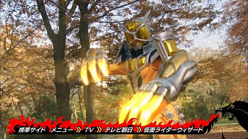 Kamen Rider Wizard Episode 19 Preview - JEFusion