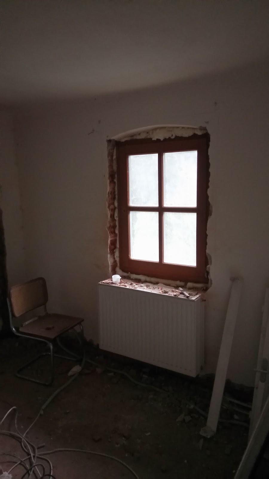 Selbstversorger enthusiast wieder fenster for Fenster zieht