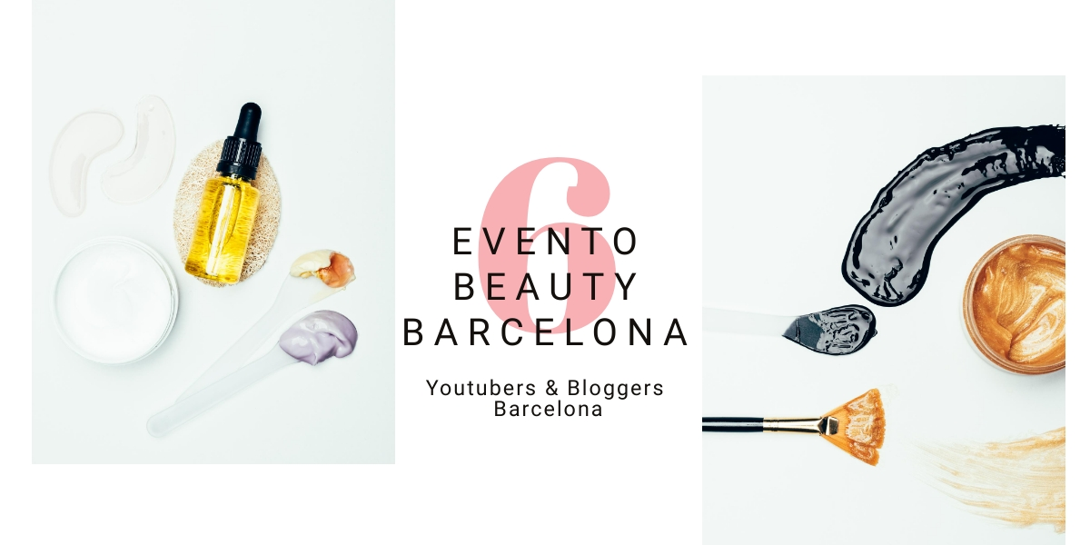ELLAS (6 EVENTO YOUTUBERS & BLOGGERS BARCELONA)