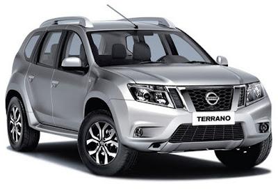 2016 Nissan Terrano AMT SUV