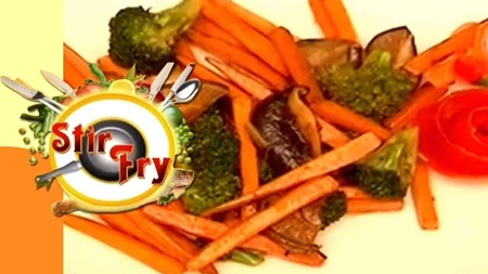 Stir Fry 21-05-2017 | Food Show | Peppers TV