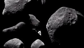 most asteroids round - photo #23