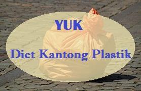 Yuk Diet Kantong Plastik