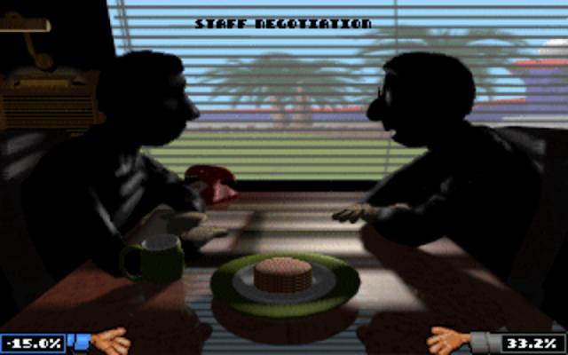 Games que marcaram - Negociação no Theme Park