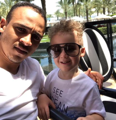 Image result for Osaze Odemwingie and Sons